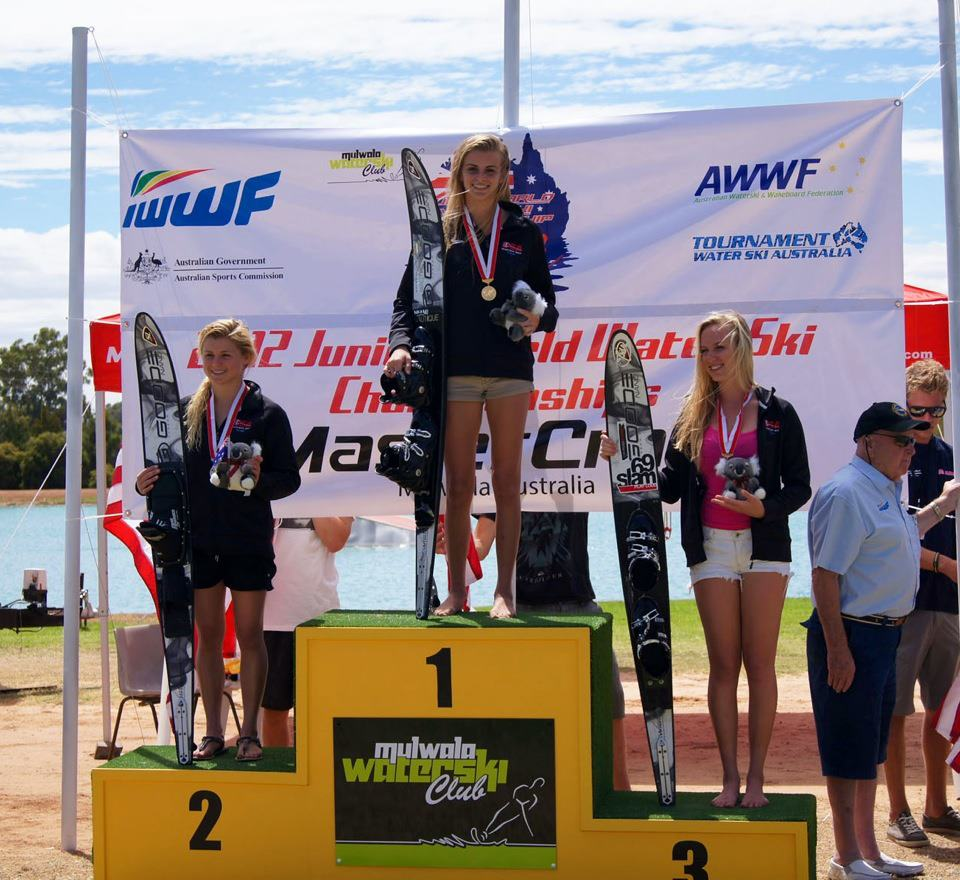 Samantha Dumala Wins Gold at Junior Worlds in Australia